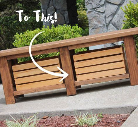 wooden her bench using behr premium products designer kim six refinished