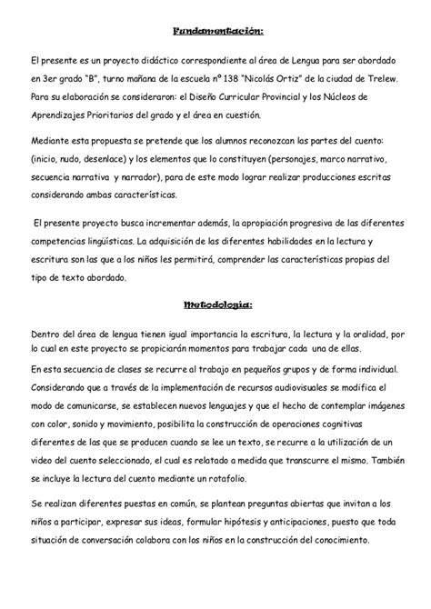 Hardship Letter For Overpayment Proyecto Did 193 Ctico Quot El Cuento Estructura Quot