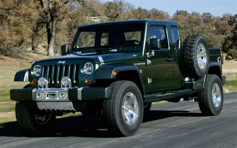 Jeep Truck News Jeep Wrangler Truck Coming In 2016