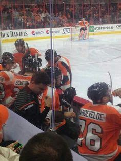 flyers bench philadelphia flyers on pinterest flyers stanley cup and flyers hockey