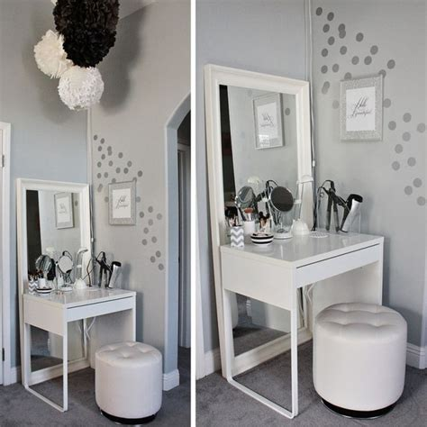 makeup vanity for bedroom best 25 small vanity table ideas on pinterest small