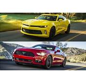 QOTD Do You Want A Ford Mustang Or Chevrolet Camaro