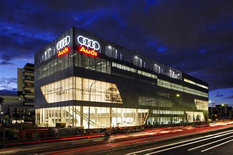 audi dealership the most beautiful car dealerships audi lighthouse