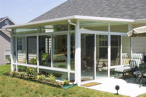 Sunroom Builders Enclosed Patio Designs Florida