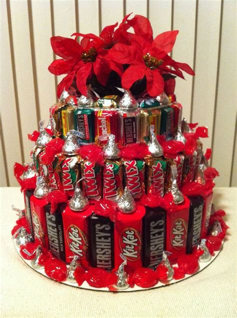 how to do a christmas candy sunday centerpiece 2540 best images about gift ideas on