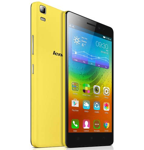 Lenovo A7000 Os Lollipop Lenovo A7000 With 5 5 Inch Hd Display 4g Lte Octa
