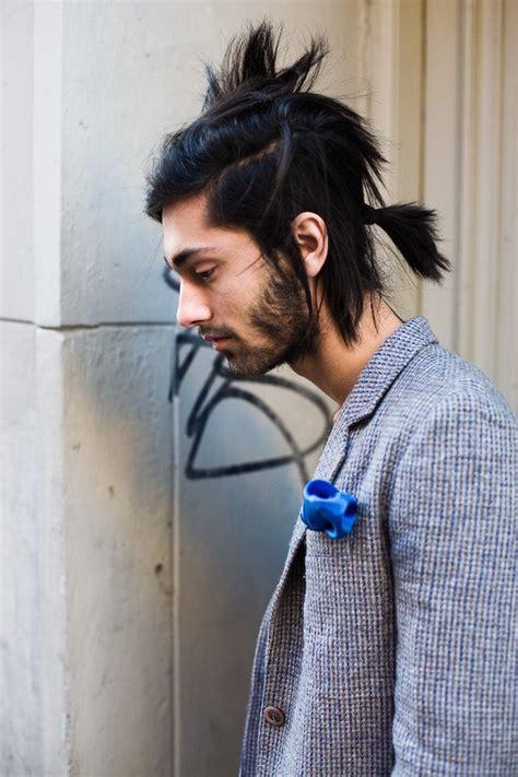 man bun receeding hairling cool cuts stockholm s 246 dermalm