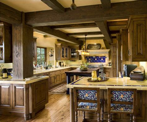 Country Rustic Kitchen Designs Cozy Country Rustic Kitchen By Shively Asid Leed Ap