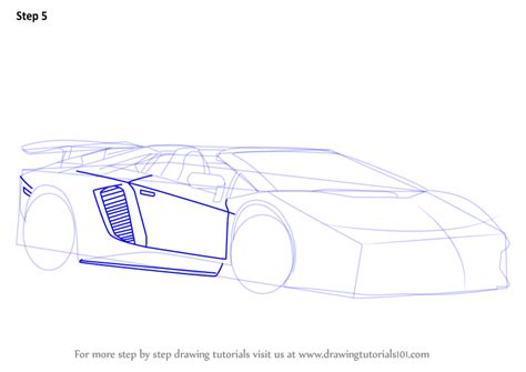 how to draw a lamborghini aventador sv roadster learn how to draw lamborghini aventador lp750 4 sv roadster sports cars step by step drawing