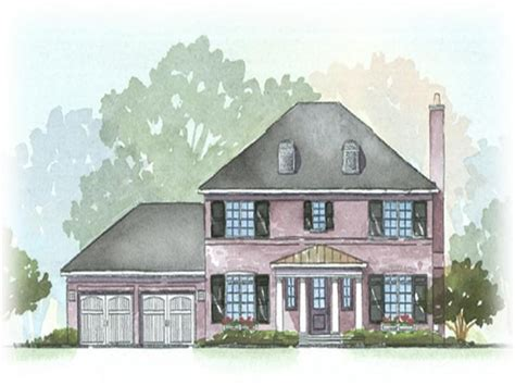 Georgian Style House Plans Georgian Architecture Home