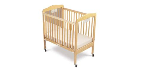 foundations serenity hardwood crib free with free shipping