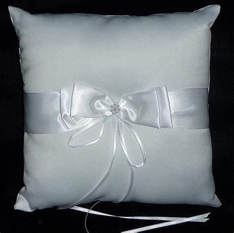 Ring Bearer Pillow by Ribbon Ring Bearer Pillow