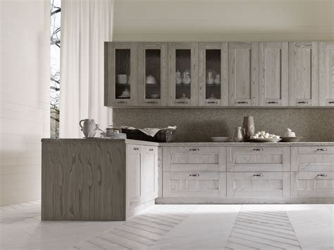 Stile Country Chic by Cucine Bianche Country Chic In Muratura Cucine In Legno