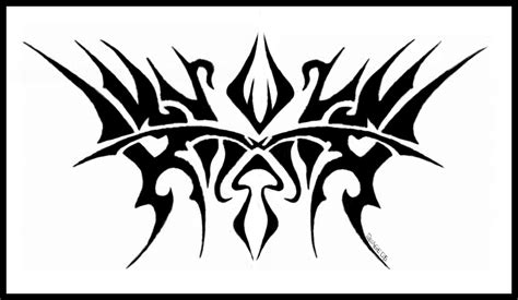 tribal crown of thorns tattoo tribal crown cliparts co