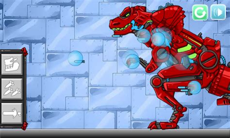 dino robot tyranno red android apps  google play