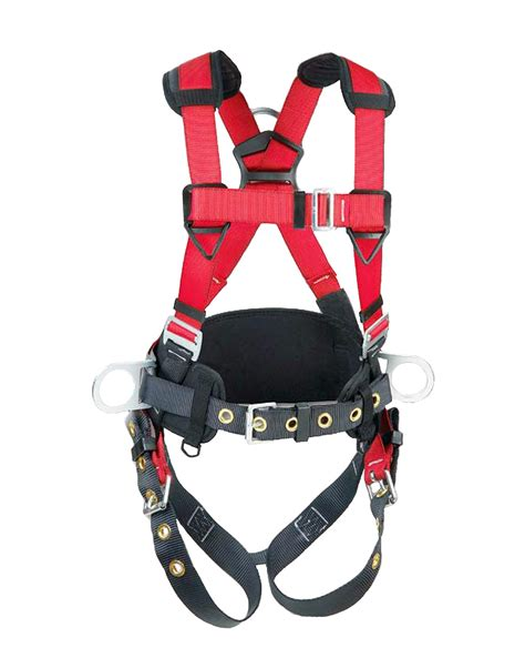 safety harness tether track free standing monorail system single person single track model gf1ms fs