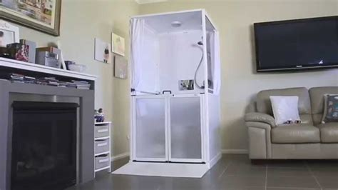 bathroom portable careport your portable bathroom solution youtube