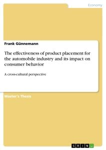 research paper on automobile industry automobile industry automobile industry research paper