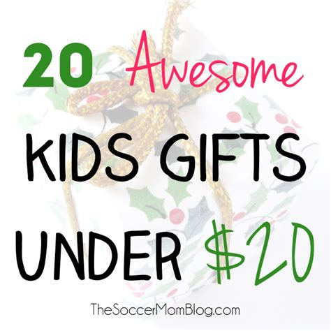 20 dollar gifts for christmas mom 20 awesome gifts 20 dollars the soccer