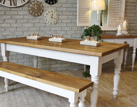 Dining Room Table With Bench Seat creative rustic dining room decoration with white false