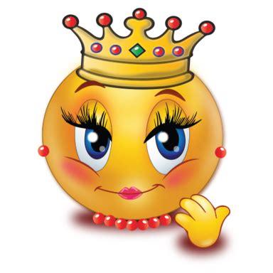 emoji queen queen emoji