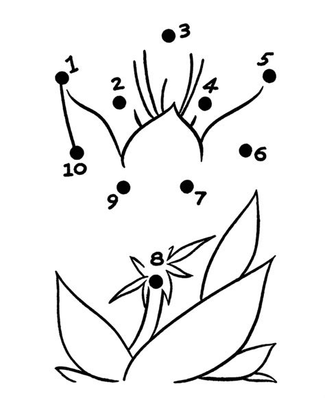 connect the dots numbers 1 10 printable dot to dot numbers 1 10 az coloring pages