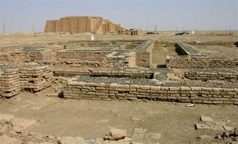 Ancient structure unearthed near city of Ur - The ...