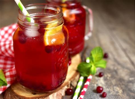 Cranberry And Orange Juice Detox by 8 Apple Cider Vinegar Detox Drinks Eat This Not That
