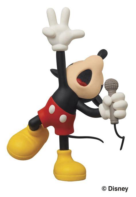 Medicom Udf Ultra Detail Figure Disney In 292 Mad Ha medicom udf126 disney x roen collection shout mickey ultra detail figure ebay