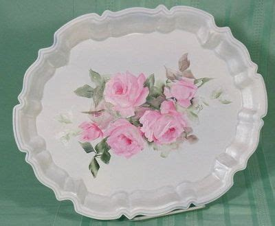 Christie 2494 Silver White Plat Original 172 best toile trays and other prettys images on