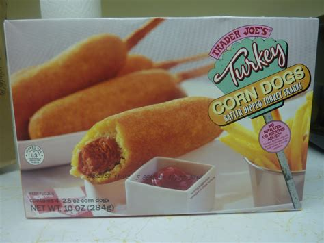 trader joes dogs what s at trader joe s trader joe s turkey corn dogs
