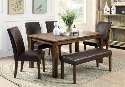 rectangle dining room table sets small rectangular dining table homesfeed