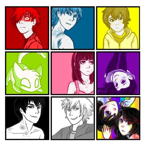 Colors Meme - color meme by galuss on deviantart