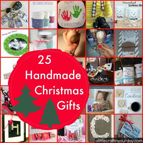 25 handmade christmas gifts craft teen