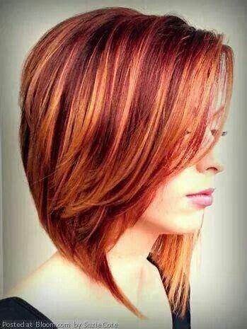 Gorgeous Tricolor Highlight Lowlight Pieced Haircolor It S All About The Hair Top 30 Meilleures Couleurs Cheveux Pour D 233 Buter 2016 Coiffure Simple Et Facile