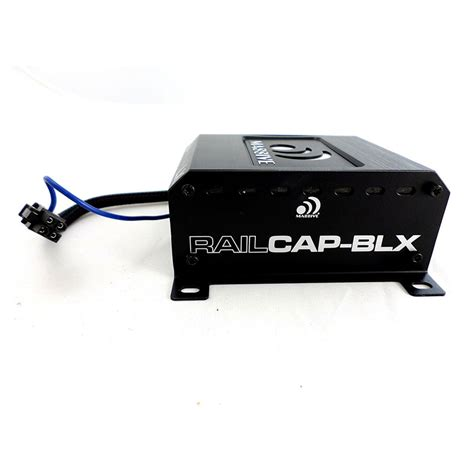 nanotechnology capacitor battery audio railcap blx 4 harad backlit capacitor booster for nano series lifiers at