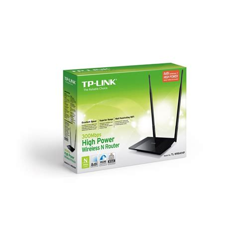 Tplink Tl Wr841hp 300mbps High Power Wireless Router 1 tp link ร น tl wr841hp 300mbps high power wireless n router