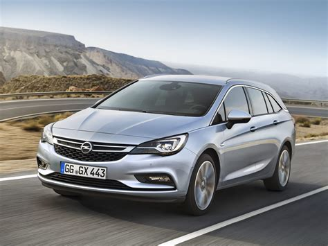 Opel Astra Sport Tourer by Opel Astra Sports Tourer Fahrbericht Autoguru At
