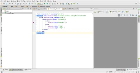 layout preview android studio not working android studio drawable xml preview not working stack