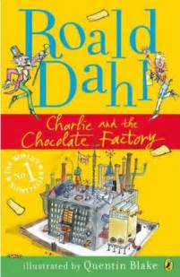 Charlie and the chocolate factory reading unit