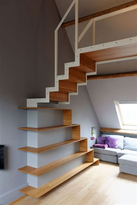 best 25 stair shelves ideas on staircase