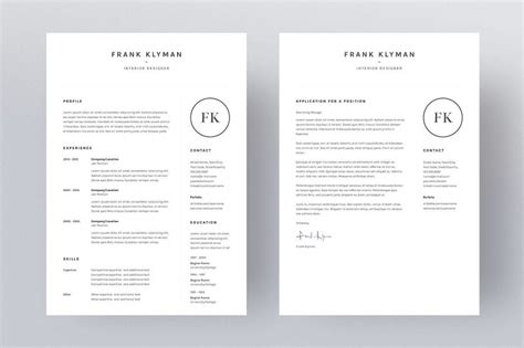 Resume Templates That Ll Help You Stand Out From The Crowd Gen Y Girl Clean Resume Template