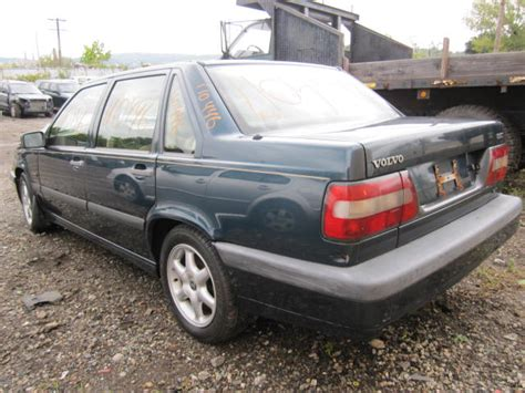 volvo 850 parts parting out 1995 volvo 850 stock 110446 tom s
