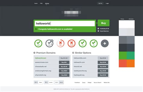 Opinions on user interface design