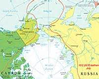 russia to set new border line in the arctic