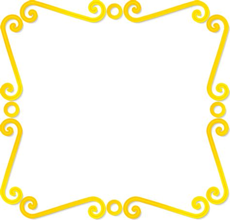 Decorative Borders by Decorative Border Clip Cliparts Co