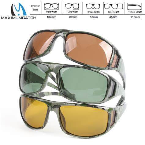 9 Tips On Choosing Sunglasses by Maximumcatch Camouflage Frame Fly Fishing Polarized