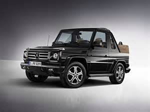 mercedes g class cabriolet buying guide