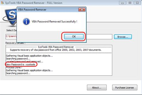recovery password vba excel free excel vba exles software free download