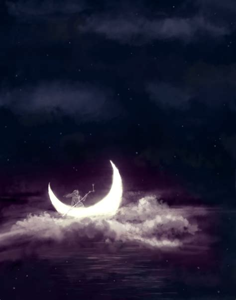 boat song lunar song for the sailing moon by sprias on deviantart